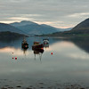 Ullapool at sunset