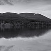 Cairngorms from Loch Morlich. (12-picture panorama)