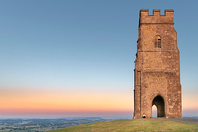 Glastonbury Tor Sunrise