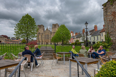 Wells Cathedral Green