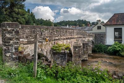 Barle Bridge Dulverton