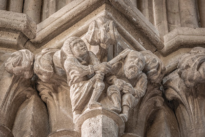 Wells Cathedral Frieze
