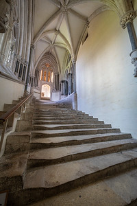 Wells Cathedral Chapter House Steps