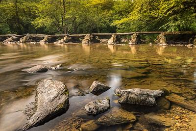 Tarr Steps Exmoor