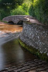 Gallox Bridge Dunster
