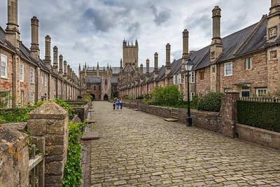 Vicars' Close Wells
