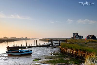 Estuary Dawn