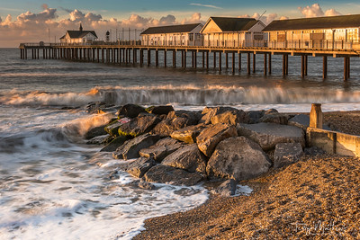 Southwold Pier at Dawn