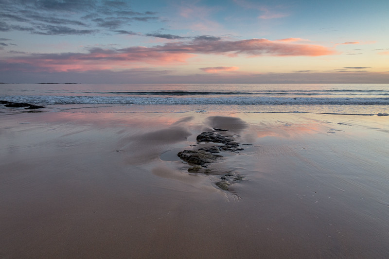 Early Morning Dunstanburgh