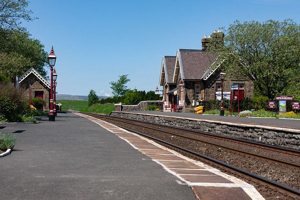 Horton in Ribblesdale Station