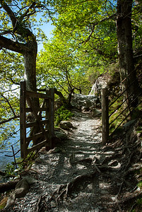 Buttermere Footpath