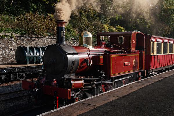 Isle of Man Steam Railway