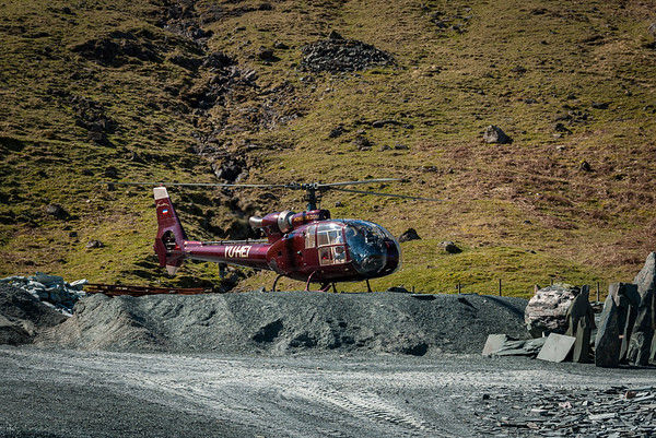 Honister Helicopter