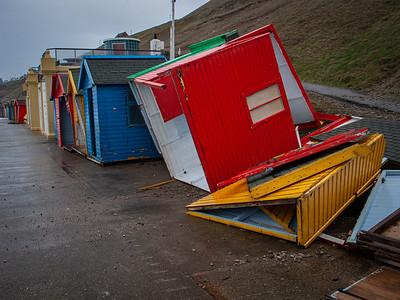 Storm Damage, Whitby
