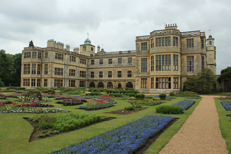 Audley End House just outside Saffron Walden, Essex, south of Cambridge, England