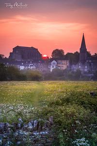 May Abbey Sunrise