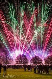 Ashton Keynes Firework Display