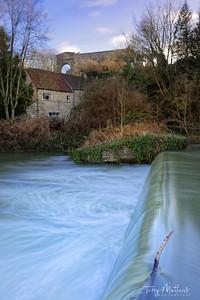 Malmesbury Town Weir