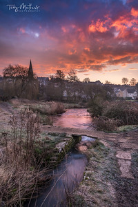 Watermeadow Sunrise