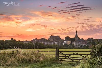 Meadow Sunrise