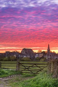 Wiltshire Daybreak