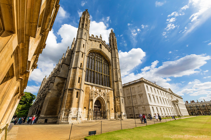 King's College, Cambridge.