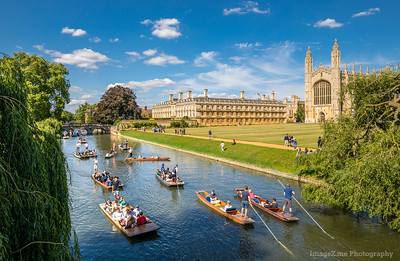 King's College, Cambridge.