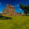 Balvaird Castle,  Fife, Scotland