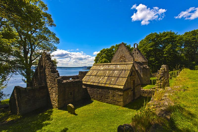 St Bridgets Church - Fife