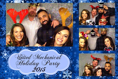 United Mechanical Holiday Party 2015