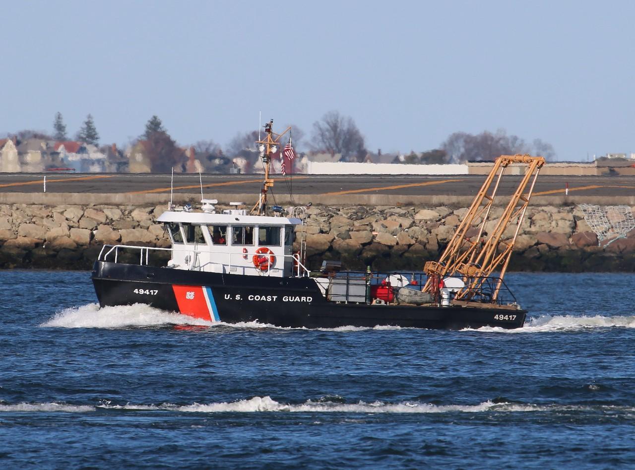 BUSL 49417 at Black Falcon Pier - Boston, MA