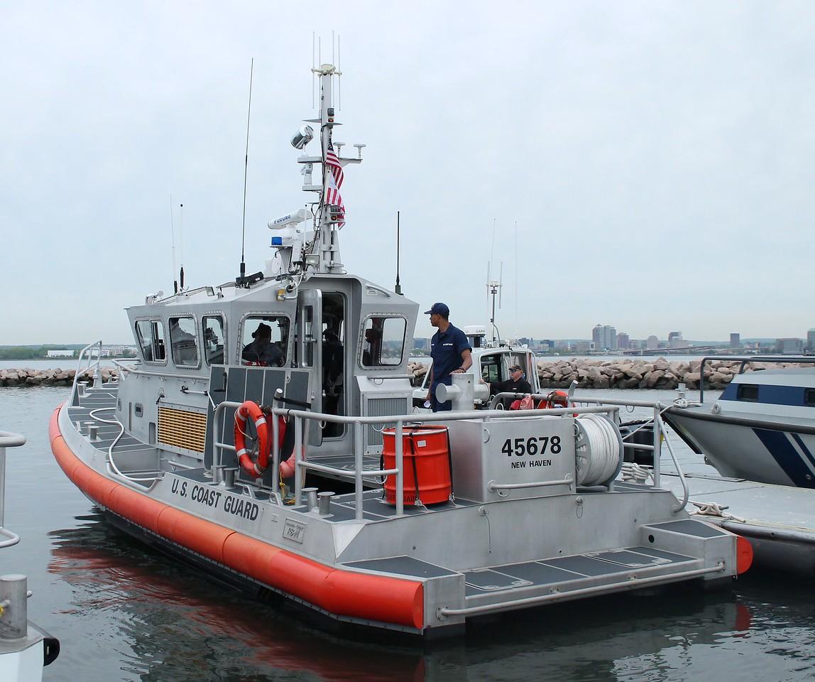 45' Medium Response Boat 45678