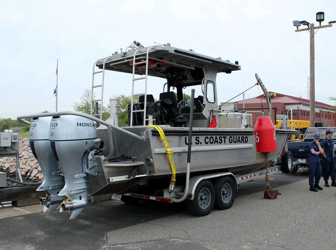 26' Aid to Navigation Boat 26161
