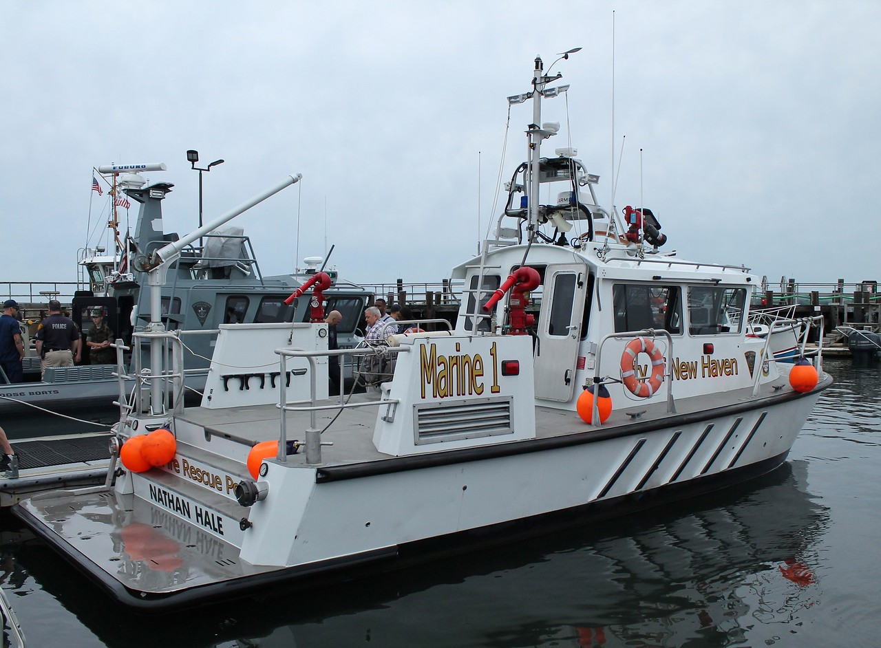 New Haven Marine 1
