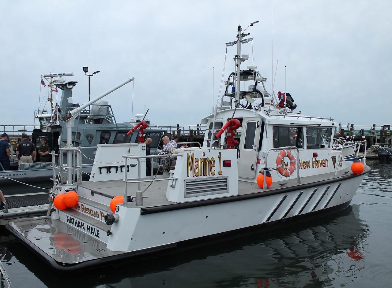 New Haven Marine 1