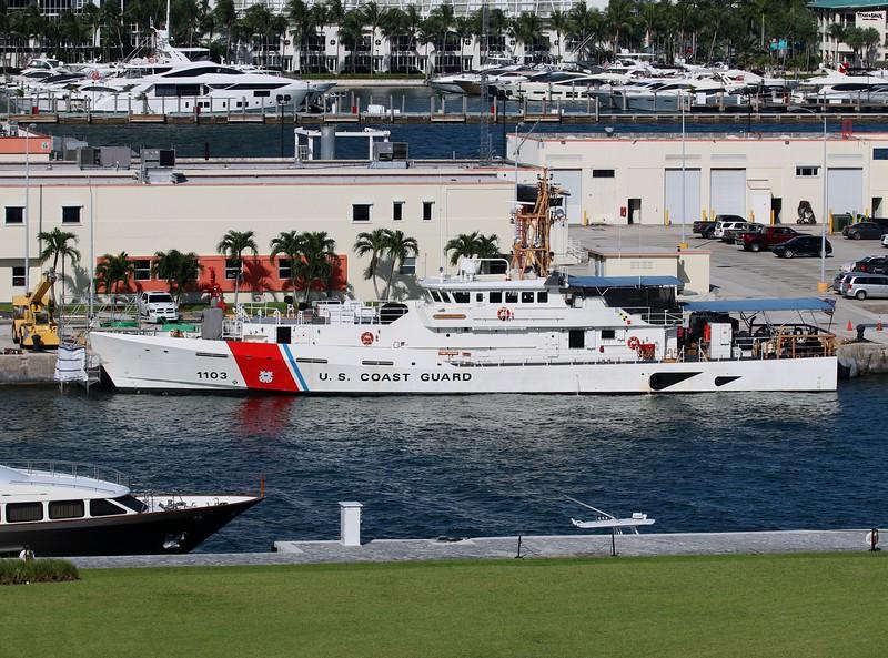 Sentinel Class  Cutter (WPC1103) William Flores