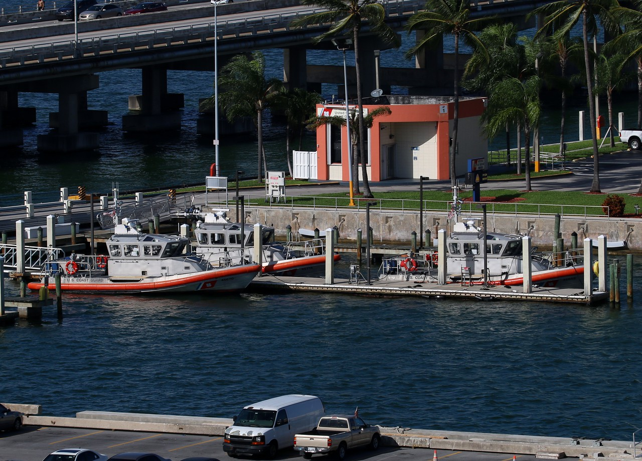 45' Medium Response Boats
