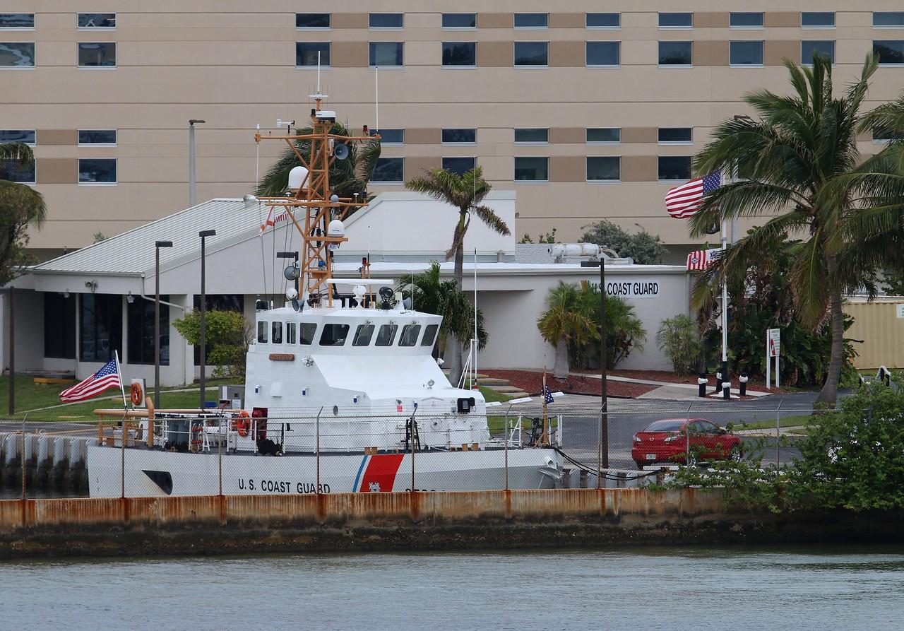 Patrol Boat Gannet - WPB 87334