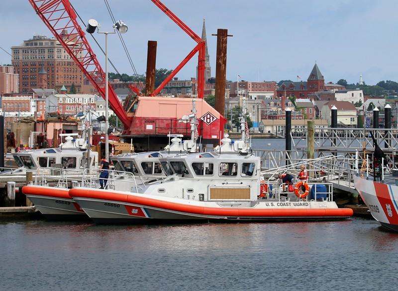 45' Medium Response Boats 45649 & 45650