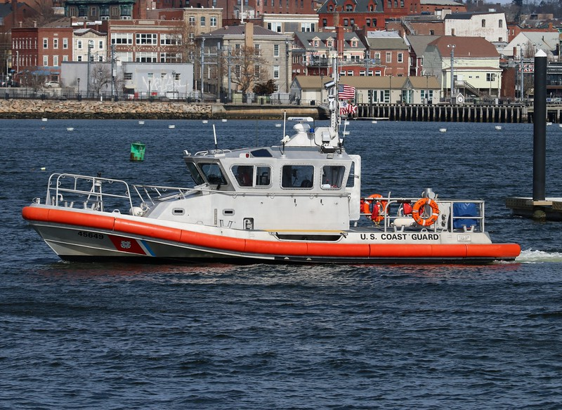 45' Medium Response Boat 45649