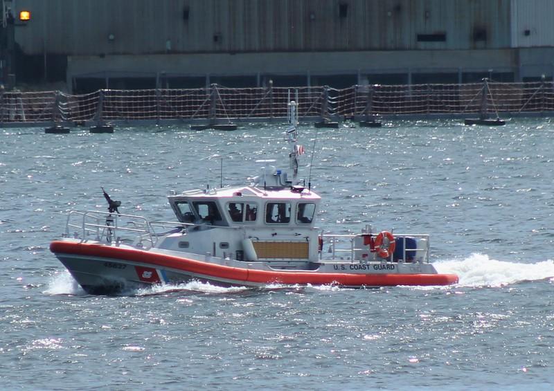 45' Medium Response Boat 45637