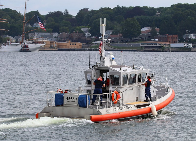 45' Medium Response Boat 45650