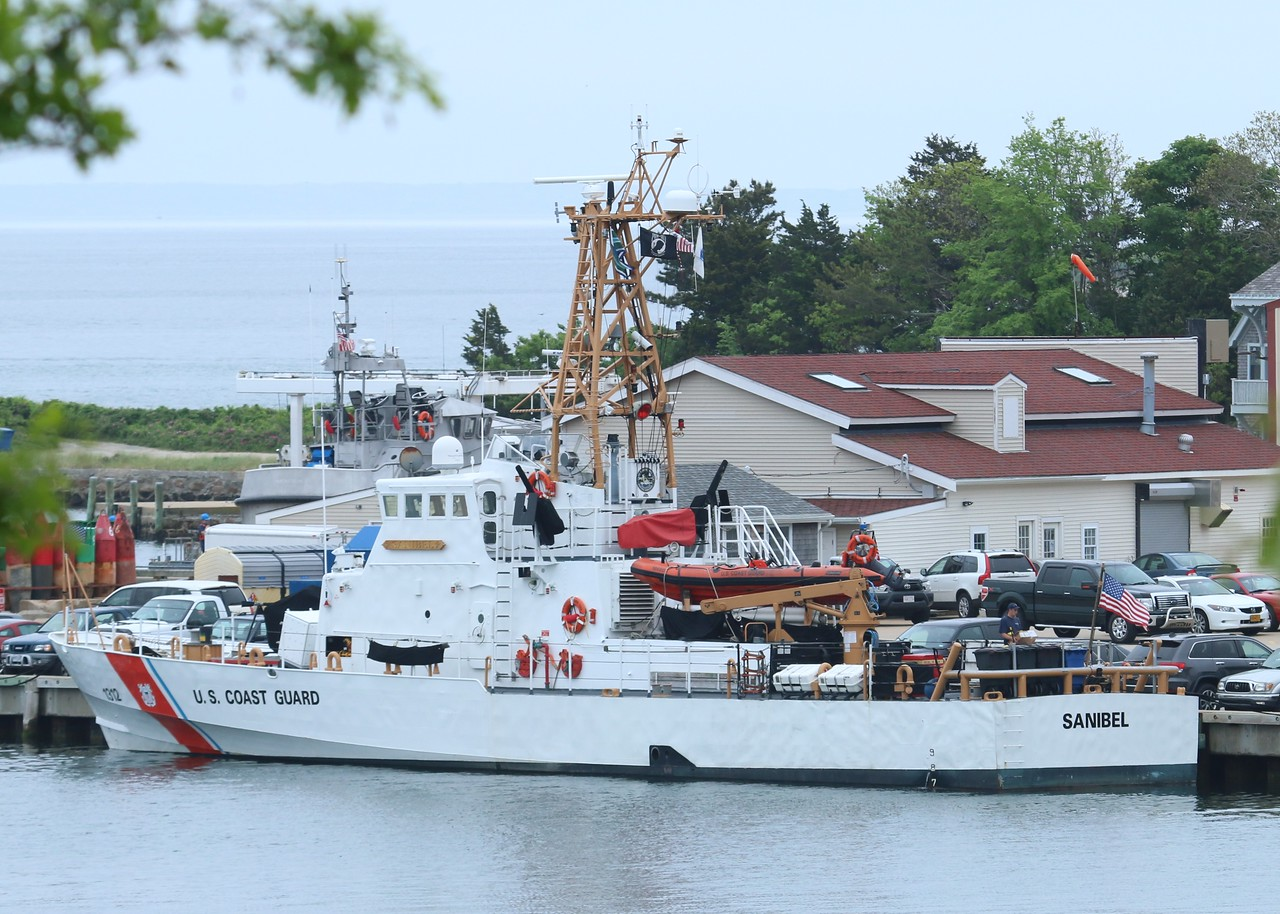 "110'Patrol Boat ""Sanibel"" (WPB1312)"