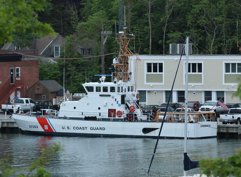 """87'  Patrol Boat """"Hammerhead"""" (WPB87302)"""