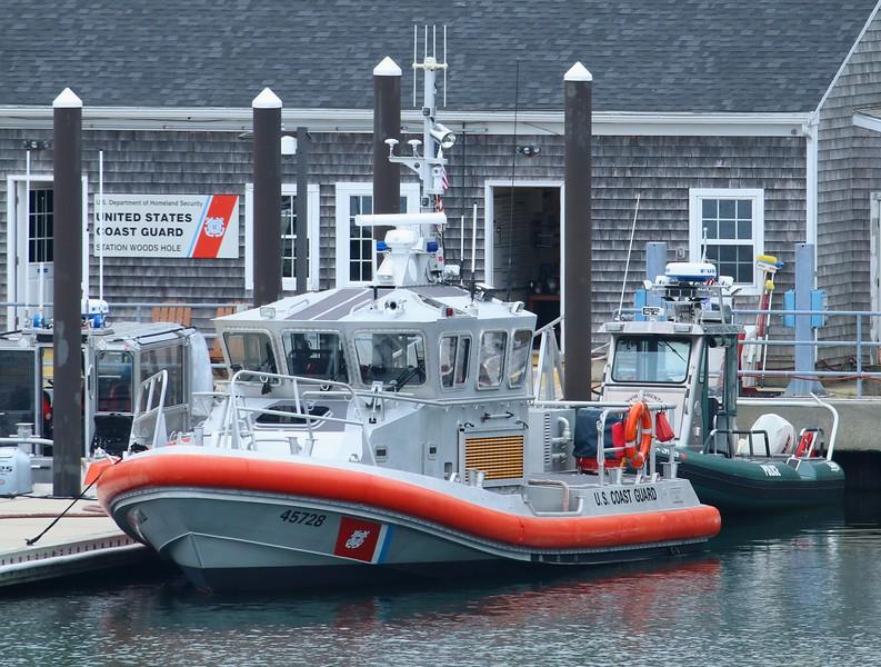 45' Medium Response Boat 45728