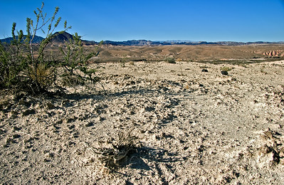 Nevada Countryside near Lake Mead