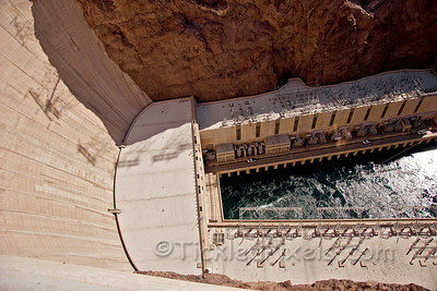 Hoover Dam Outlet