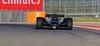 Highcroft Racing Lotus drifts through turn 6.