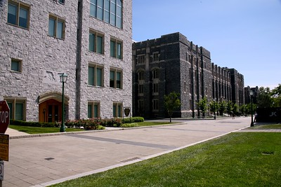 Bartlett Hall at West Point