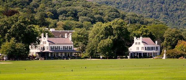 The Plain at the United States Military Academy at West Point